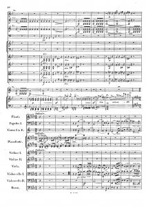Mendelssohn Piano Concerto Mvts 2 and 3