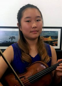 Jiyu Lee, Soloist