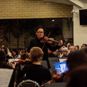 Seung-Jai Chung, Concertmaster